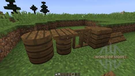 ArchitectureCraft [1.8] for Minecraft