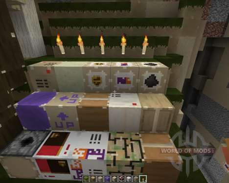 Box-ture Pack [16x][1.8.1] for Minecraft