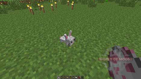 The Camping [1.6.4] for Minecraft