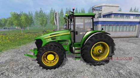 John Deere 7730 v2.5 [Fixed] for Farming Simulator 2015