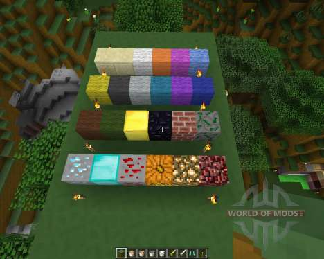 Melvercraft Pack [16x][1.8.8] for Minecraft