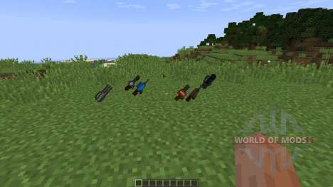 Block Launcher [1.8] for Minecraft