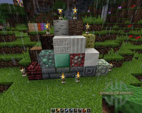Valkyrie RPG Resource Pack [16x][1.8.8] for Minecraft