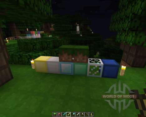FeatherCloud Ultra Resource Pack [64x][1.8.8] for Minecraft
