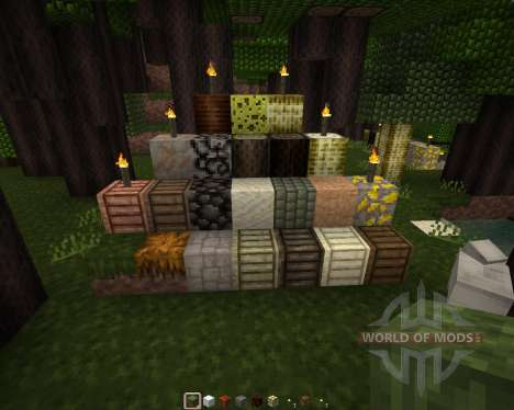 Axian Resource Pack [16x][1.8.1] for Minecraft