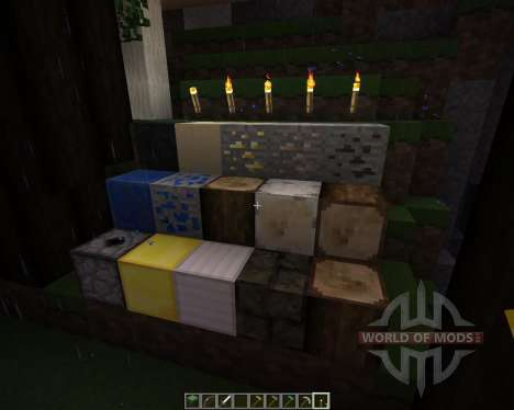 Early Autumn Pack [16x][1.8.8] for Minecraft