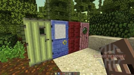 Doors O Plenty [1.7.10] for Minecraft