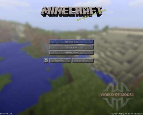 DeltaCraft Texture Packs [64x][1.8.8] for Minecraft