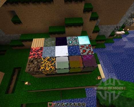 Evolutrium Craft HD Resource Pack [64x][1.8.8] for Minecraft