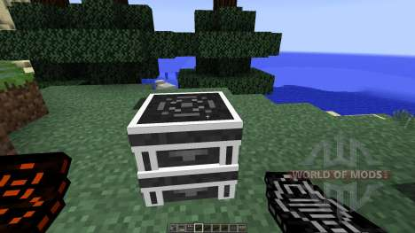 Arkifs Hoverboard [1.7.10] for Minecraft