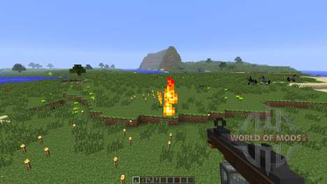 Torched [1.6.4][1.6.2] for Minecraft