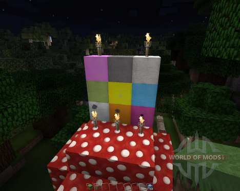 Chroma Hills RPG Resource Pack [128x][1.8.8] for Minecraft