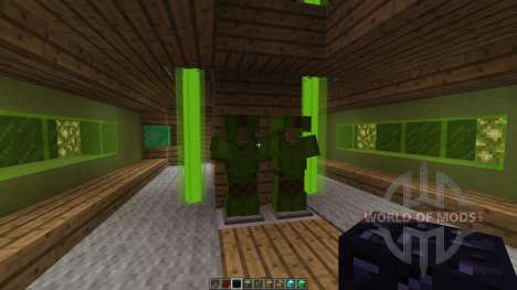 Colour Changing Room [1.8][1.8.8] for Minecraft