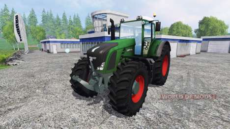 Fendt 936 Vario v1.4 for Farming Simulator 2015