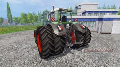 Fendt 828 Vario [fixed] for Farming Simulator 2015