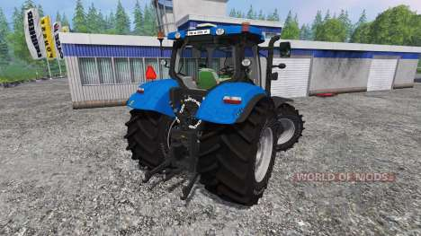 New Holland T6.160 v2.0 for Farming Simulator 2015