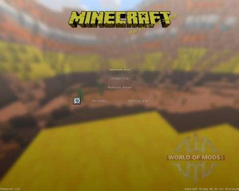 Obsincraft - ObsinPack [16x][1.8.1] for Minecraft