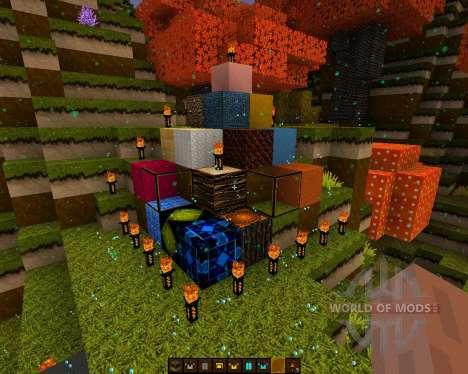 Bosus going Dark [64x][1.8.1] for Minecraft