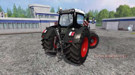 Fendt 936 Vario v3.5 for Farming Simulator 2015