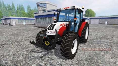 Steyr Kompakt 4095 for Farming Simulator 2015