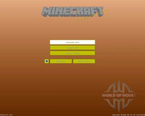 SES 8-BIT Textures [16x][1.8.1] for Minecraft