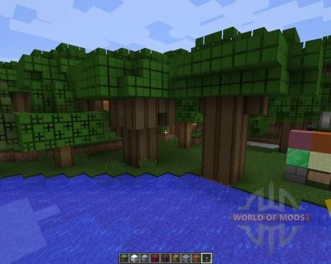The Mustache Pack Discontinued [64x][1.8.1] for Minecraft