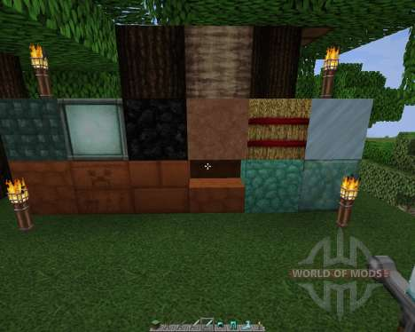 Persistence [128x][1.8.8] for Minecraft