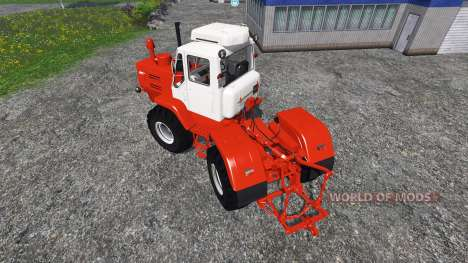 T-150K red for Farming Simulator 2015