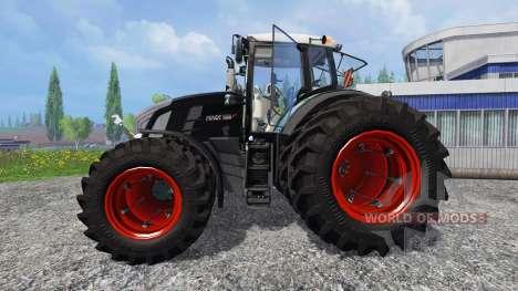 Fendt 828 Vario Black Beauty v2.0 for Farming Simulator 2015