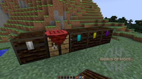 TerraArts [1.7.10] for Minecraft