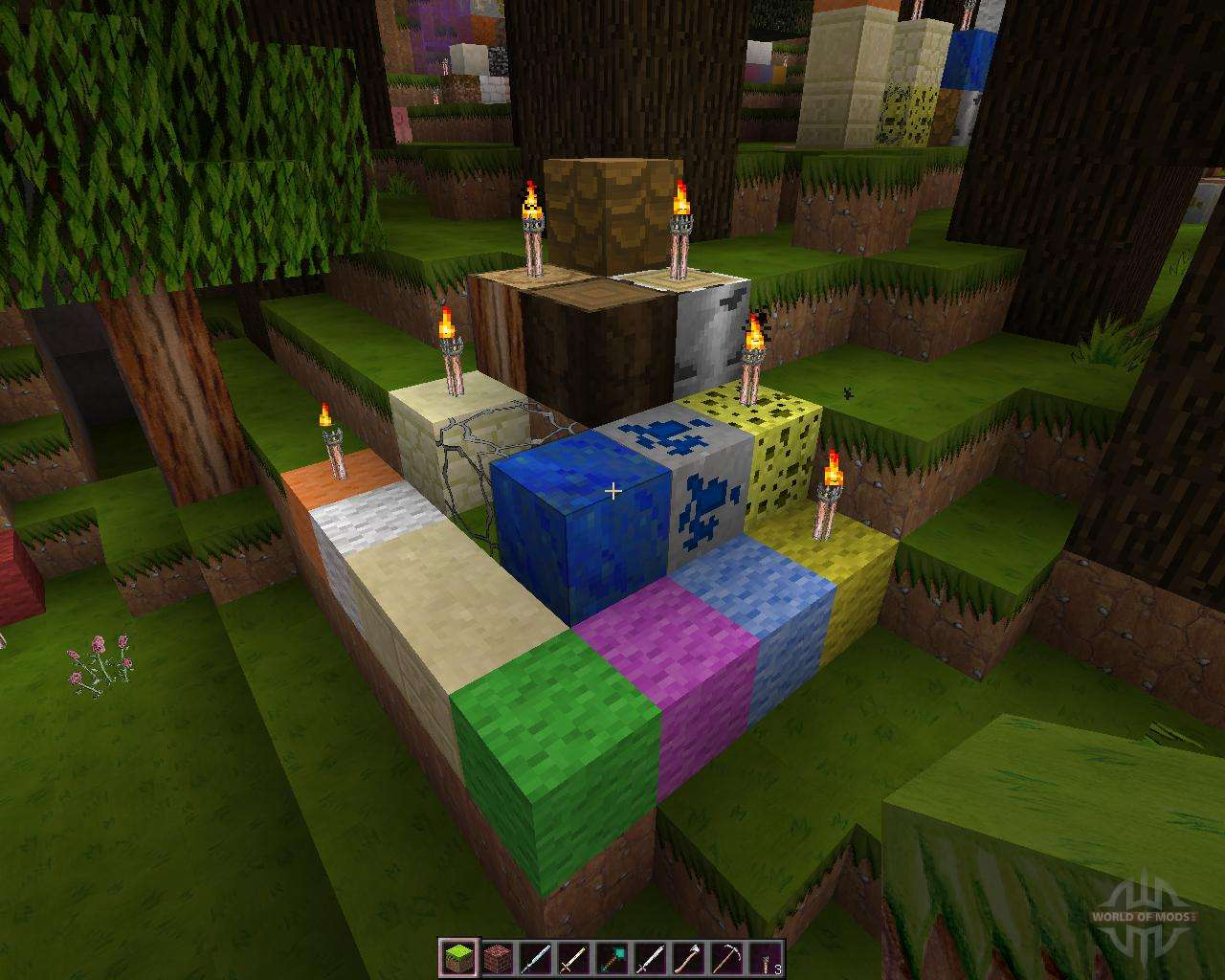 Sketch Hand Drawn HD Resource Pack [128x][1 8 8] for Minecraft