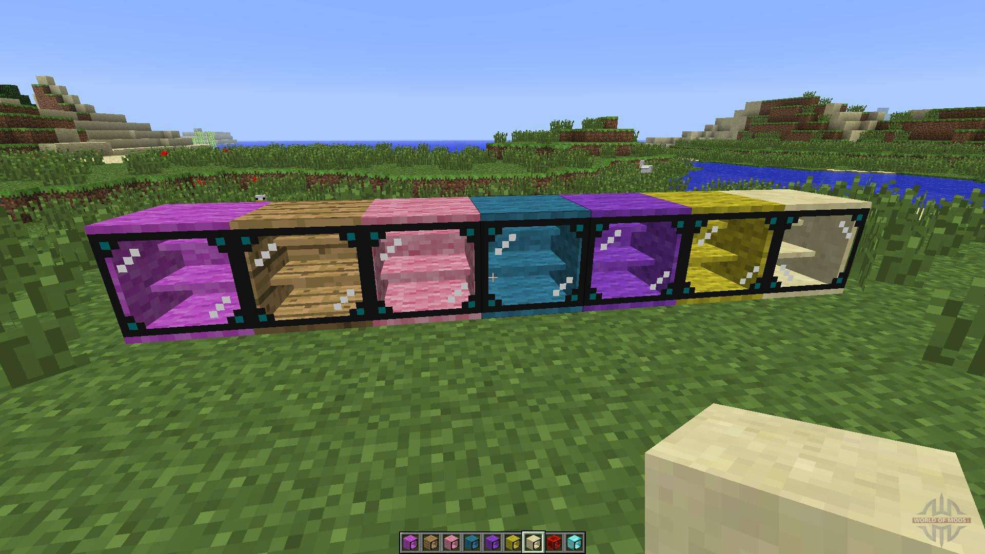 Cabinets Reloaded [1.6.4] for Minecraft