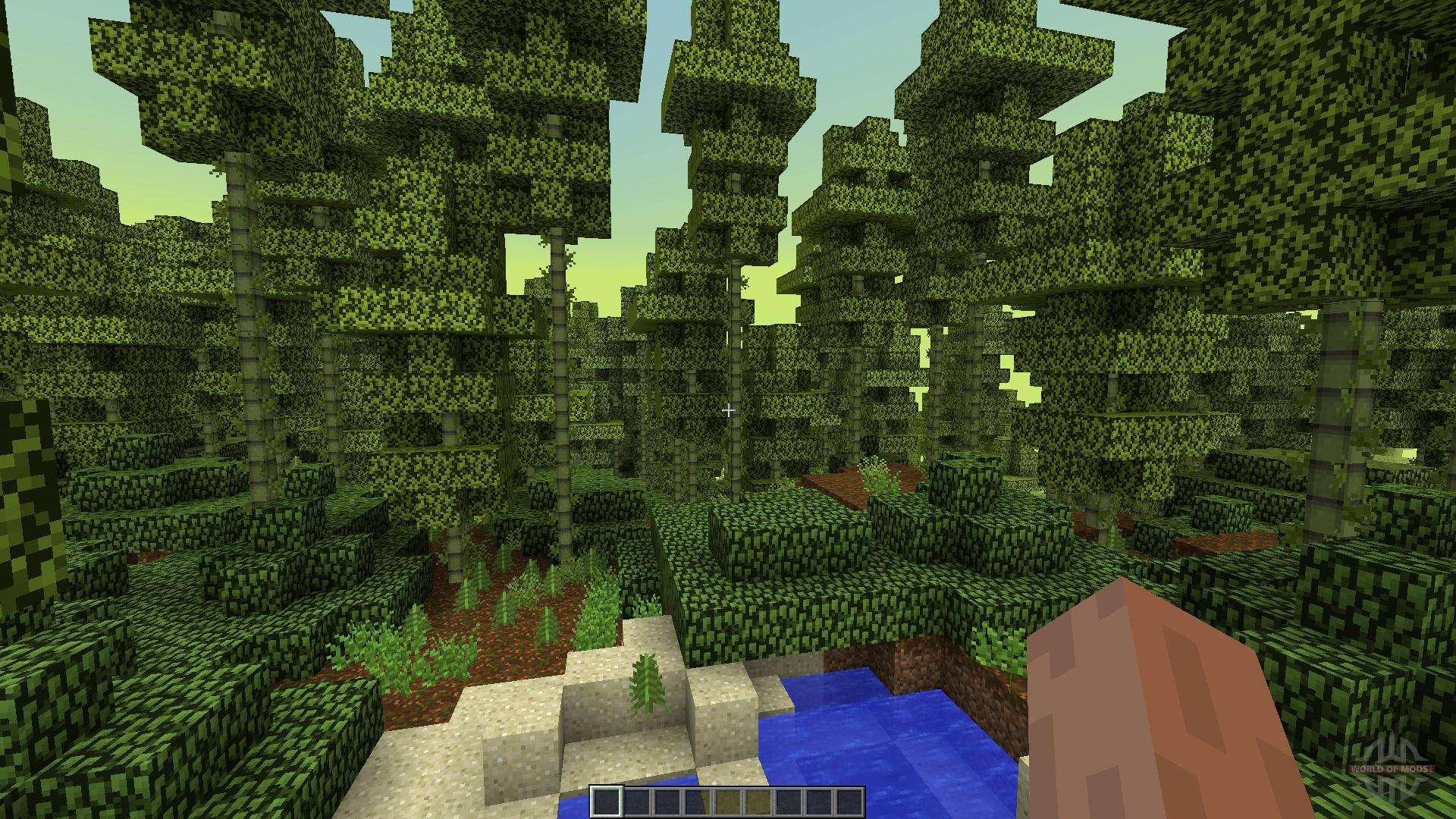 Biomes O Plenty [1 7 10] for Minecraft