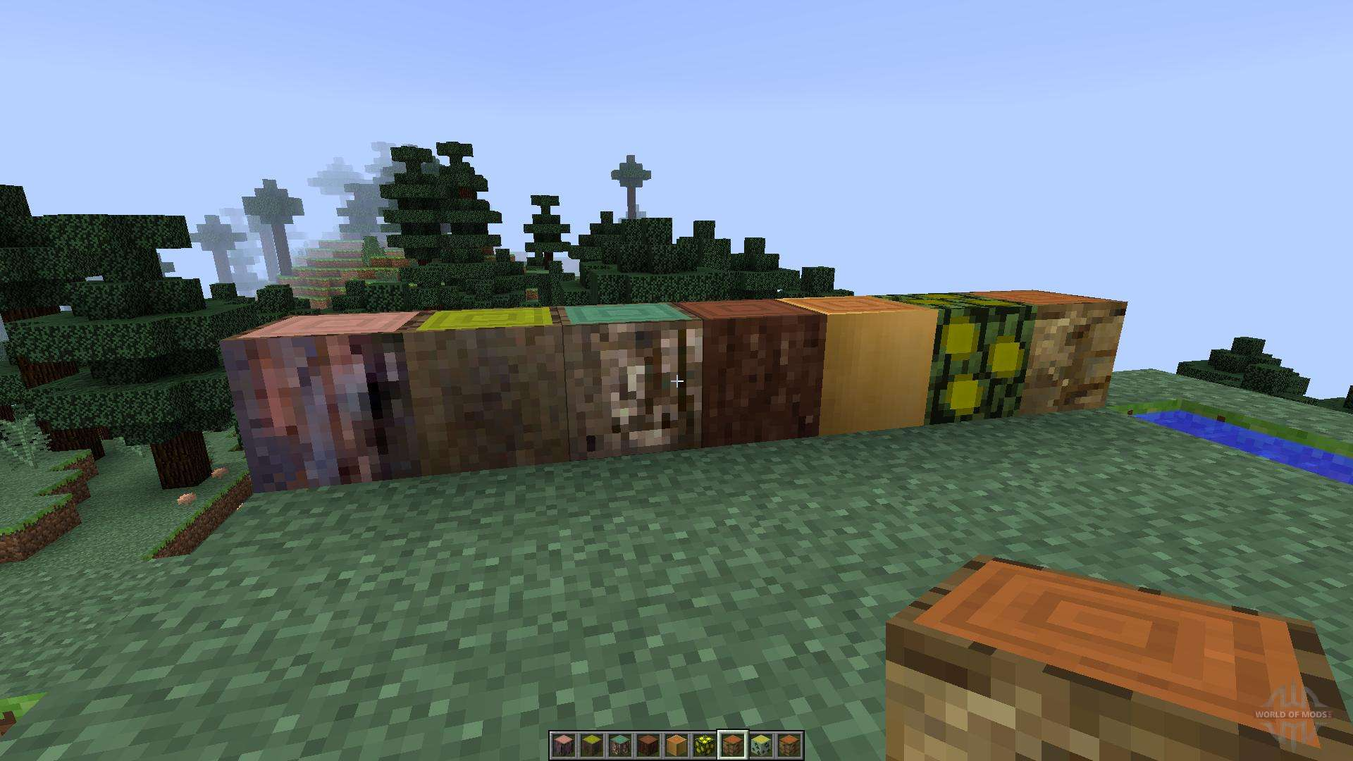 Forestry [1 7 10] for Minecraft