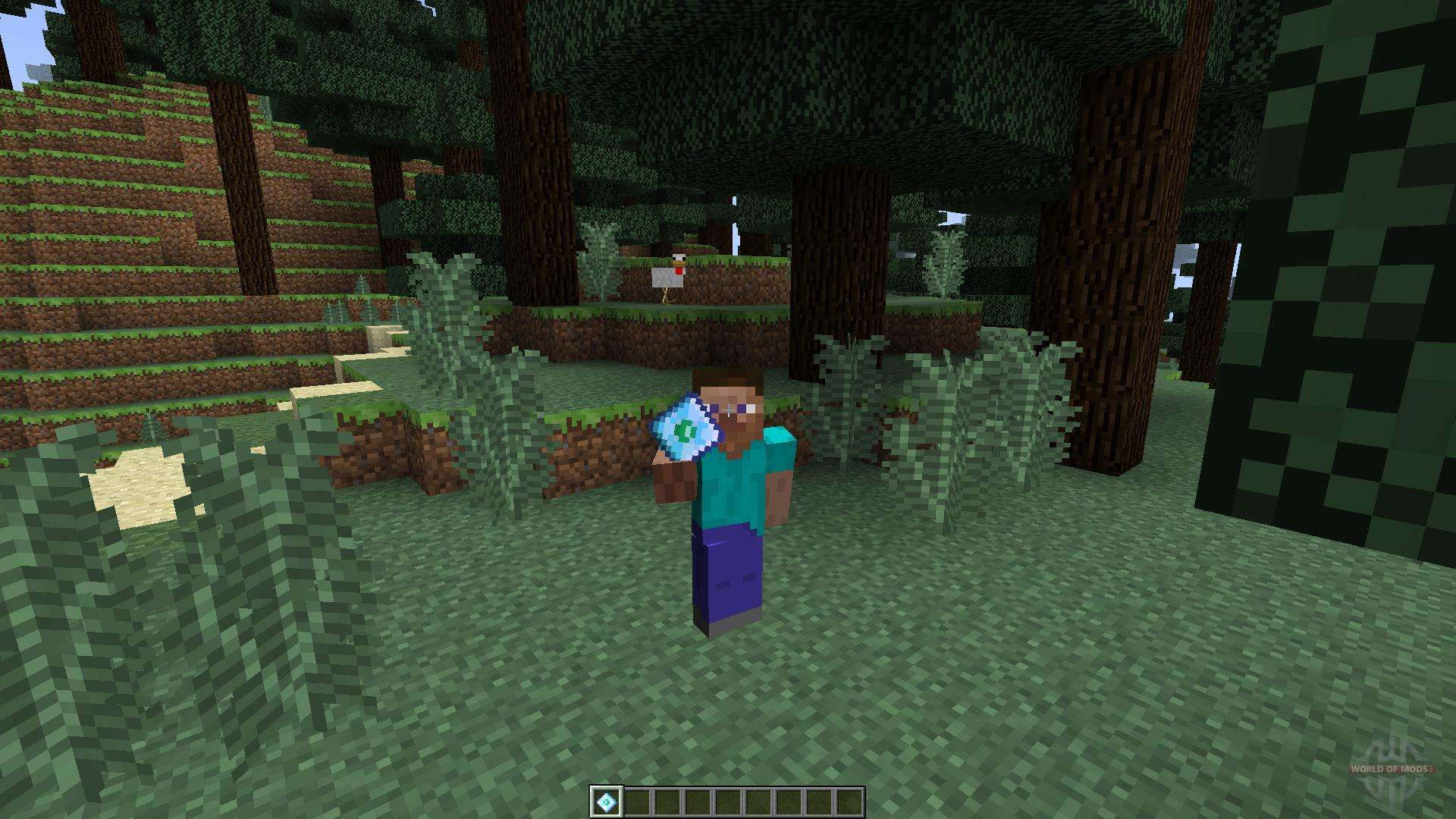 minecraft xp bank mod 1.7.10