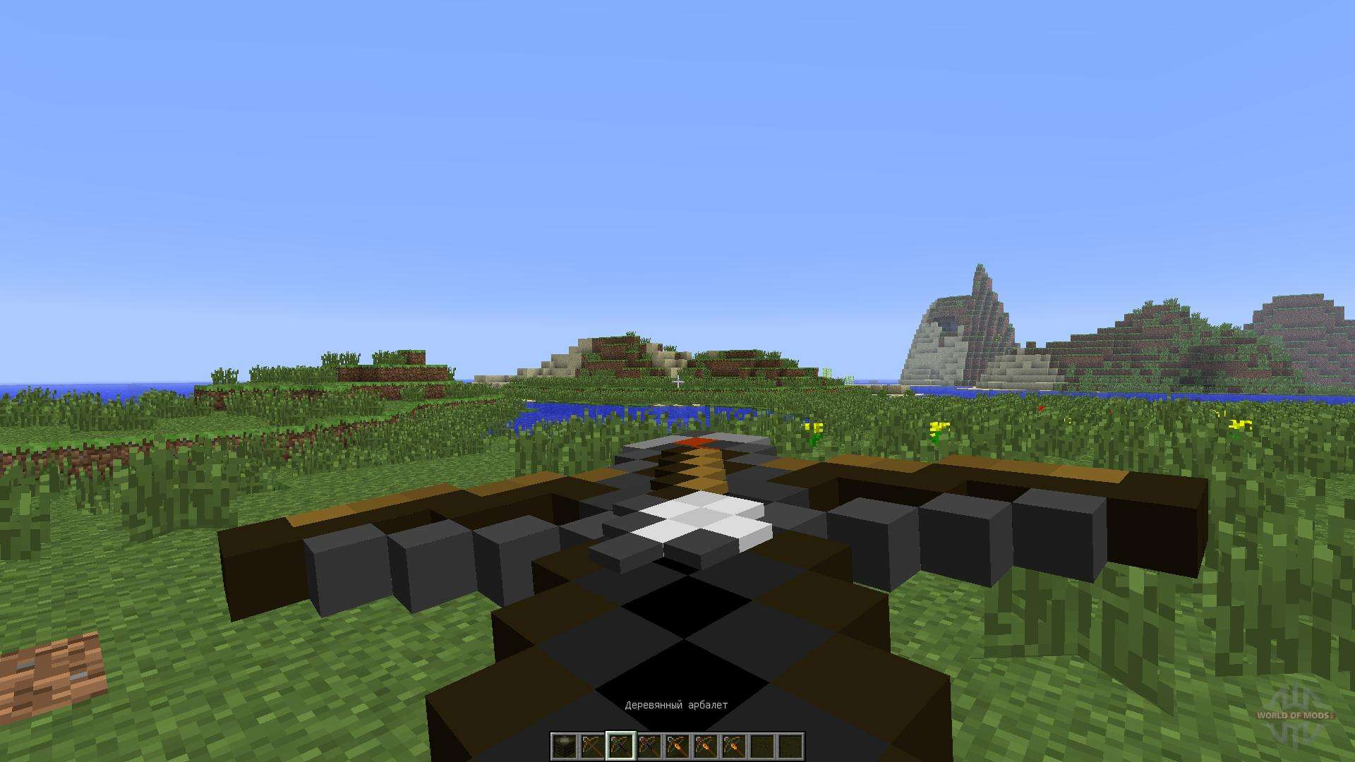 Crossbow 2 [1.6.4] for Minecraft