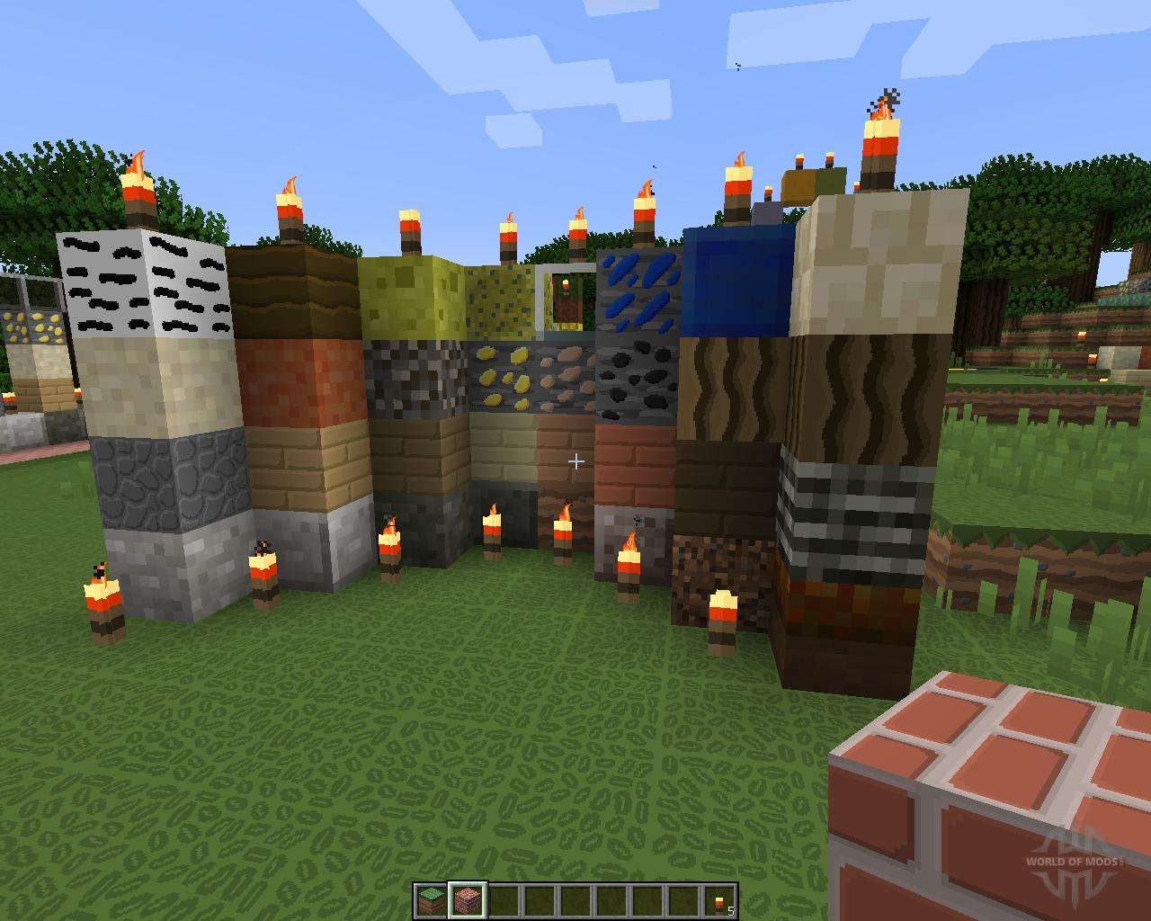 Smooth resource pack minecraft