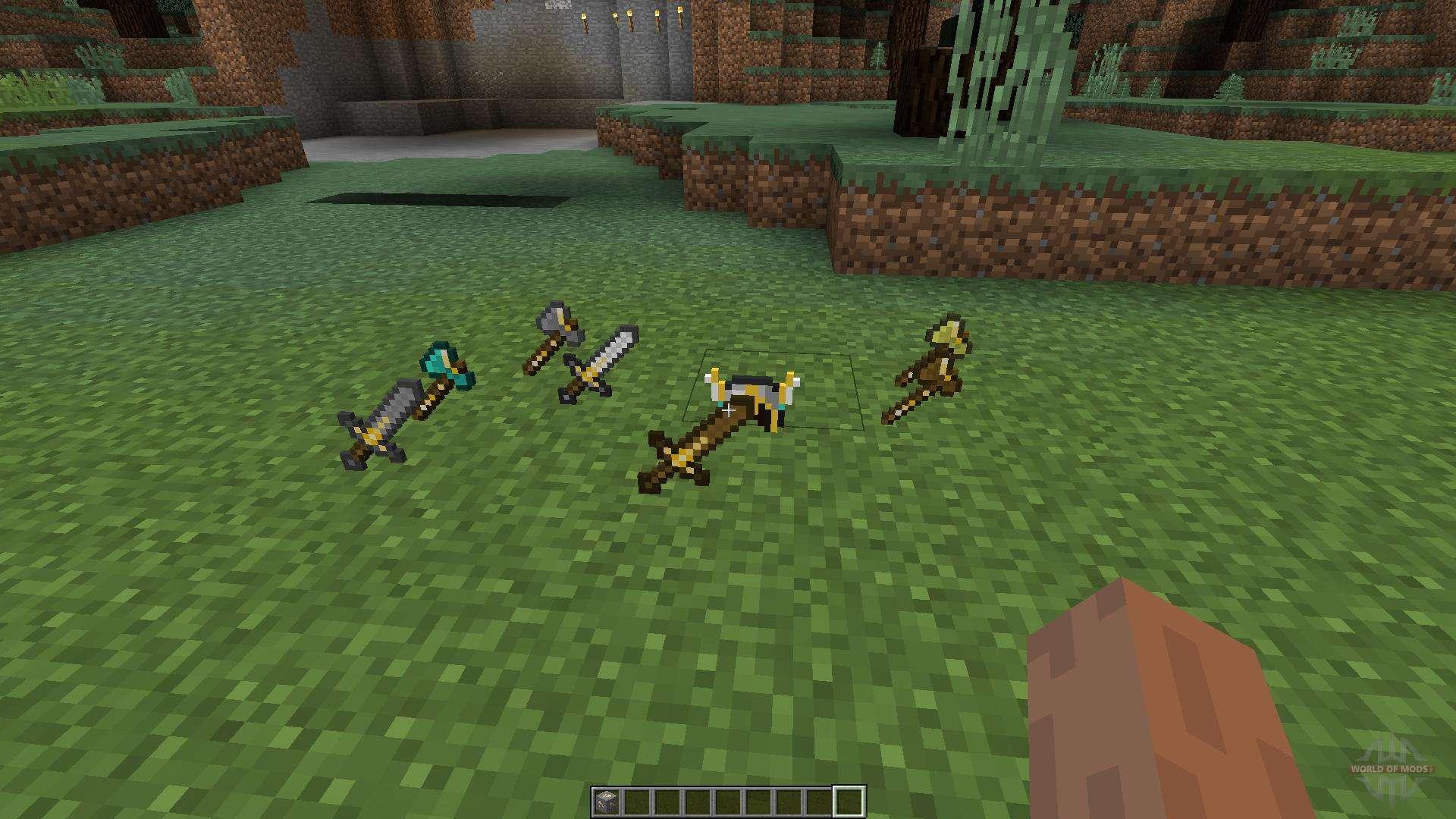 xaero s minimap 1.8.8 моды для minecraft #10