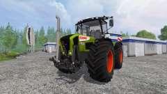 CLAAS Xerion 3300 TracVC [washable] v4.2 [full] for Farming Simulator 2015