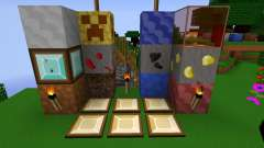 Sworp (HD-Cartoon) Resource Pack [64x][1.8.8]