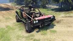 Dodge HL2 green for Spin Tires