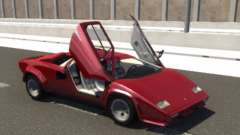 Lamborghini Countach for BeamNG Drive