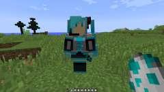 Vocaloid [1.8] for Minecraft