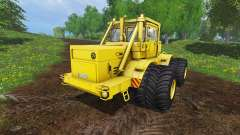 K-700A Kirovets [dual wheels] for Farming Simulator 2015