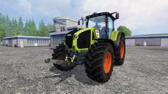 CLAAS Axion 950 v2.0 for Farming Simulator 2015
