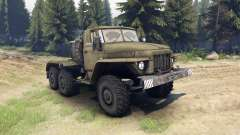 Ural-380 C. for Spin Tires