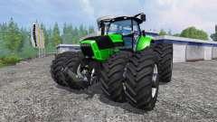 Deutz-Fahr Agrotron X 720 Ploughing Spec