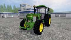 John Deere 3650 FL v2.0 for Farming Simulator 2015