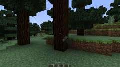 Ballistic Knife [1.7.10] for Minecraft