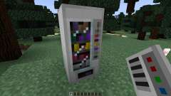 Vending Machines Revamped [1.7.10] for Minecraft